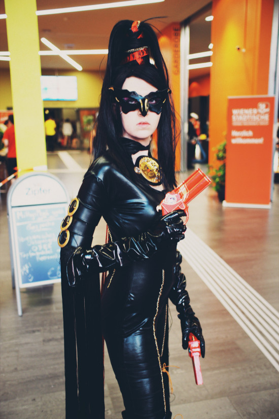 Bayonetta Cosplay @ AniNite