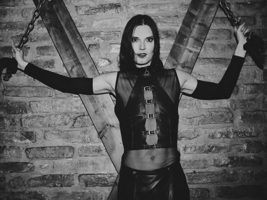 Dark Fetish Gothic Photo Shoot @ Fete Bizarre Club Underground Vienna