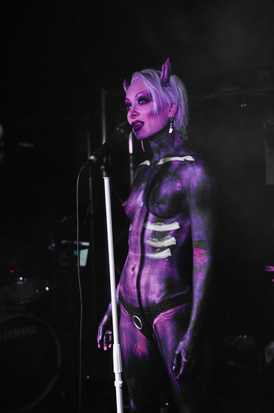 Aranea Peel | Grausame Töchter | bdsm dark eclectronic band @ Replugged