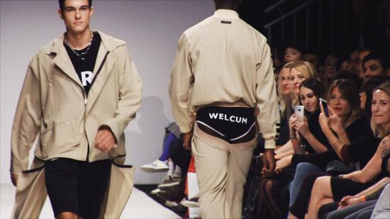 Karl Michael @ MQ Vienna Fashion Week 2017
