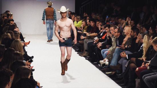 History of Jeans @ MQ Vienna Fashion Week 2017