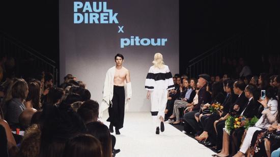 Paul Direk x Pitour @ MQ Vienna Fashion Week 2017
