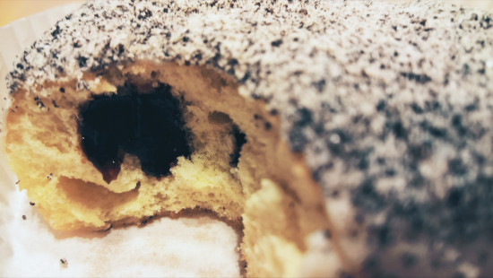 McDonald's Germknödel Donut