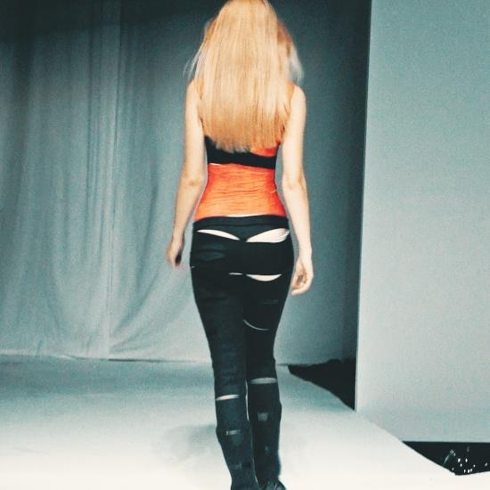 Wendy & Jim Bandage Dresses Fashion Show