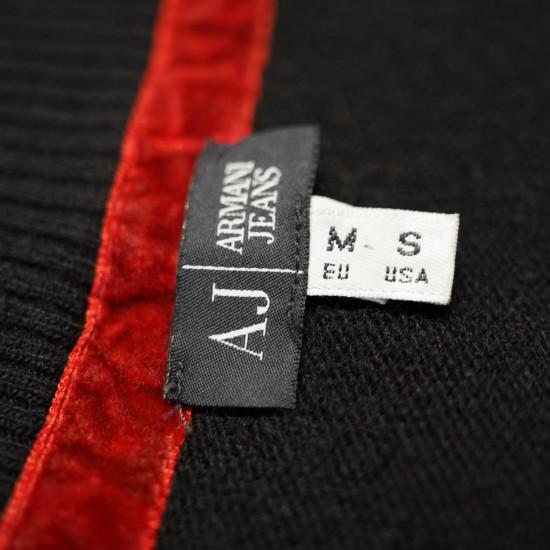 Armani Jeans Fashion Size Difference EU (Medium) USA (Small)
