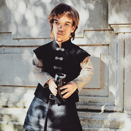 Game Of Thrones Tyrion Lannister Cosplay @ Unicorn Festival in Vinci, Italy