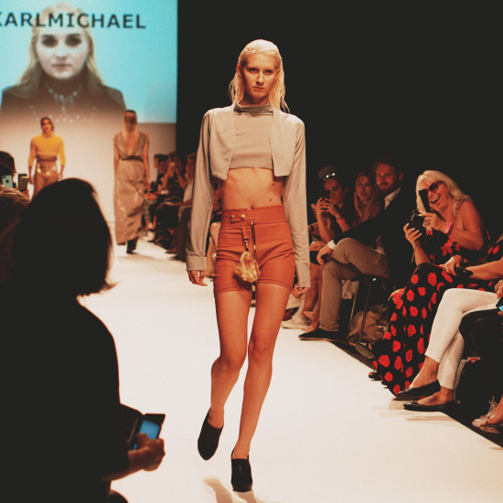 Karl Michael Fashion Show @ MQ Vienna Fashion Week 2018
