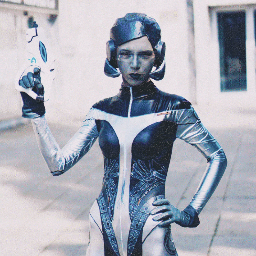 Edi Mass Effect edi ai from mass effect 3 #cosplay - viki secrets
