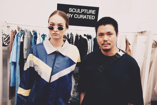 Thai designer Sculpture by Curated @ Vienna Fashion Week 2018