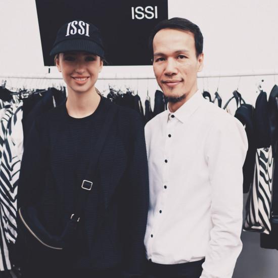Thai designer ISSI @ Vienna Fashion Week 2018