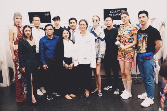 Thai Fashion Brunch presented by the Royal Thai Embassy Vienna @ Vienna Fashion Week 2018