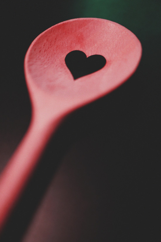 Kinky Wooden Spoon with Heart: The Taste Of Austria