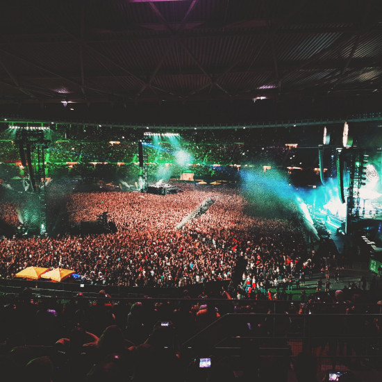 Rammstein European Stadium Tour Wien Vienna 2019