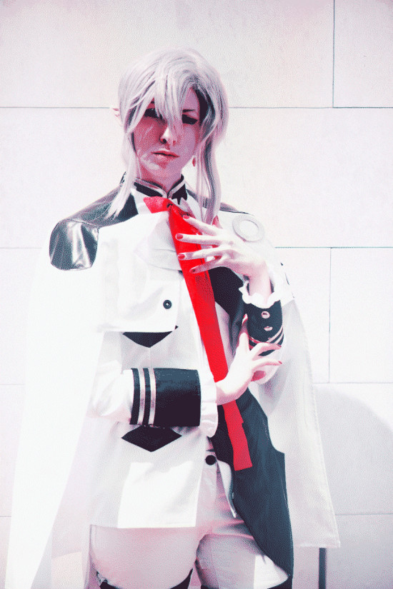 Ferid Bathory, Owari no Seraph (Seraph of the End) Cosplay @ Vienna Nippon Nation