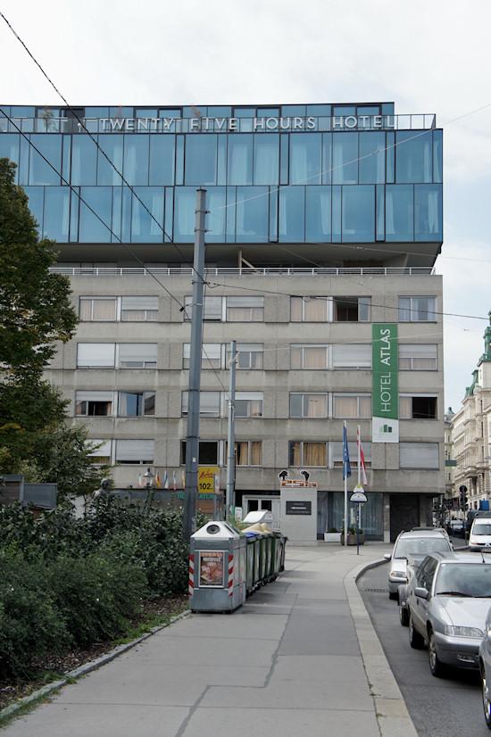 25hours Hotel Vienna