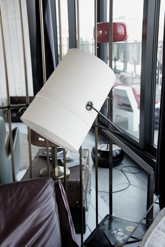 Vintage Lamp 25hours Hotel Vienna
