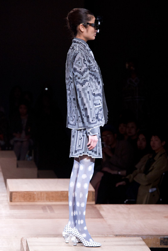 8-Bit Fashion by Kunihiko Morinaga