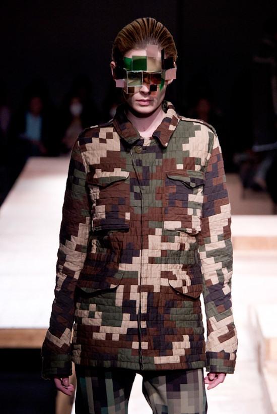 8-Bit Fashion by Kunihiko Morinaga