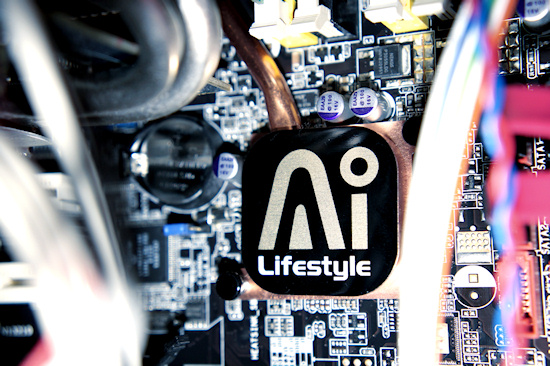 Asus P5K AI Lifestyle Motherboard