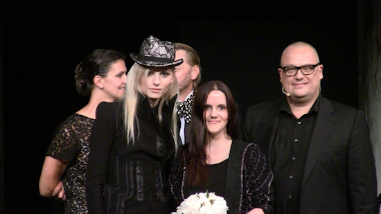 Austria Fashion Awards 11 Andrej Pejic