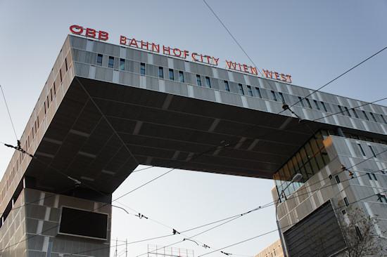 BahnhofCity Wien West