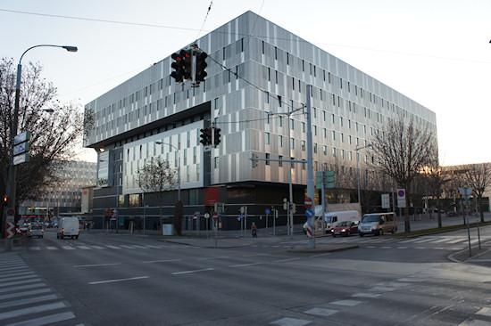 BahnhofCity Wien West: Hotel