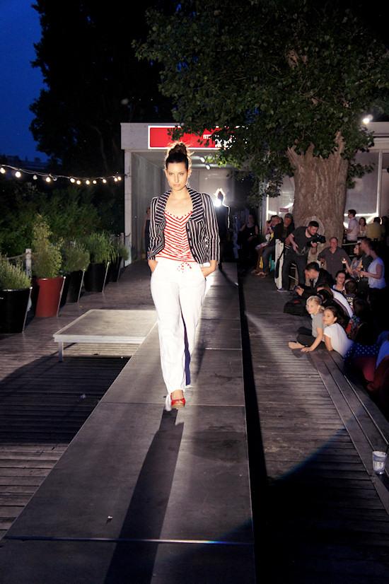 Fashion Show Maronski @ Strandbar Herrmann