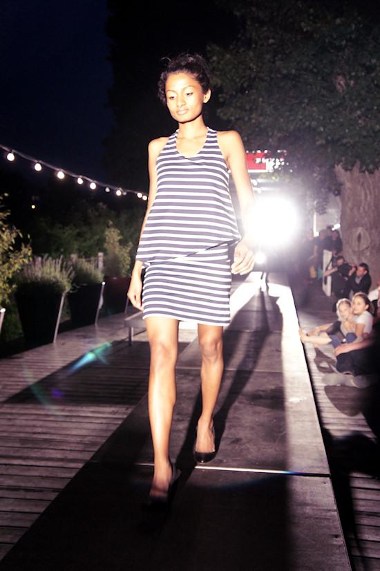 Fashion Show Saperlipopette @ Strandbar Herrmann