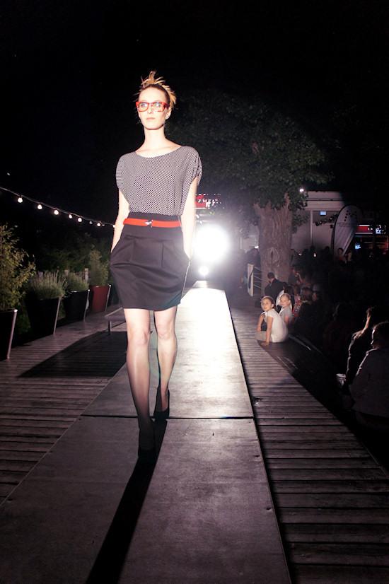 Fashion Show Ulliko @ Strandbar Herrmann