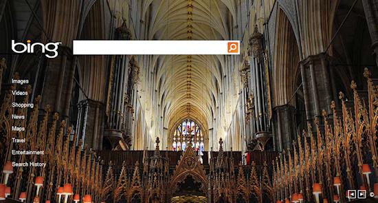 Bing Westminster Abbey