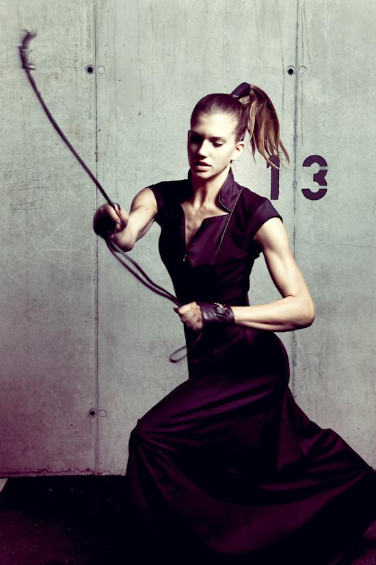 CALLISTI Fashion Lash Cracking Motion by Erik Bont