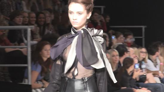 CALLISTI MQ Vienna Fashion Week Concubine Dress