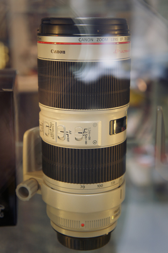 Canon Lens EF 70-200 2.8 IS II USM