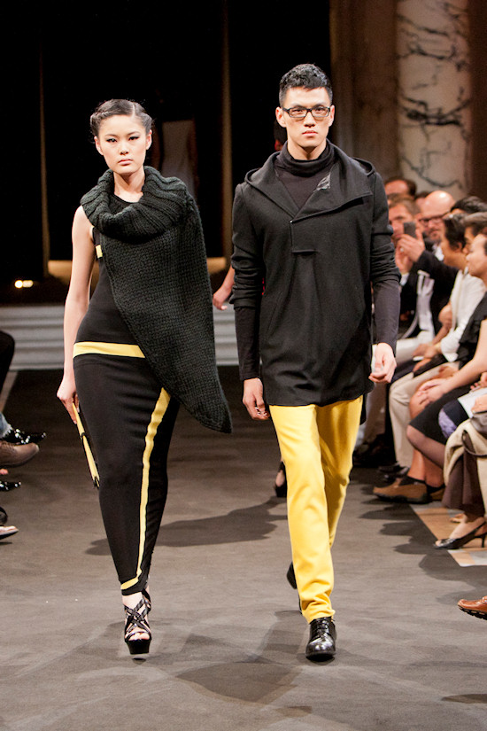 Chinese Fashion Showcase Vienna Keeven Zhai