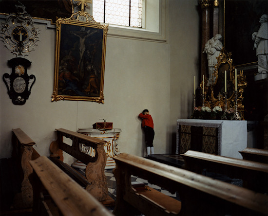 #06 crime and punishment boy in church writtenafterwards