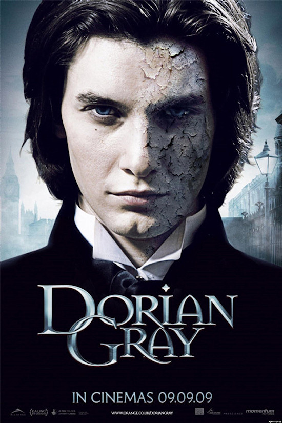 Ben Barnes as Dorian Gray Movie Poster