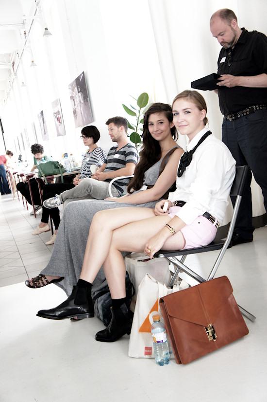 FashionCamp Vienna 2011, Lenoie and Allegra