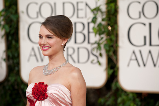 Golden Globe Awards 2011 Natalie Portman Best Actress