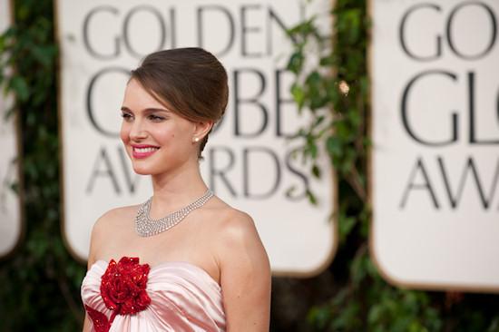 Golden Globe Awards 2011 Natalie Portman Best Actress