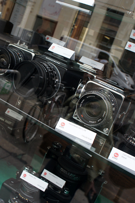 Hasselblad Analog Cameras