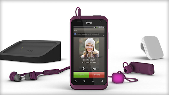 HTC Rhyme Smartphone and Accessories