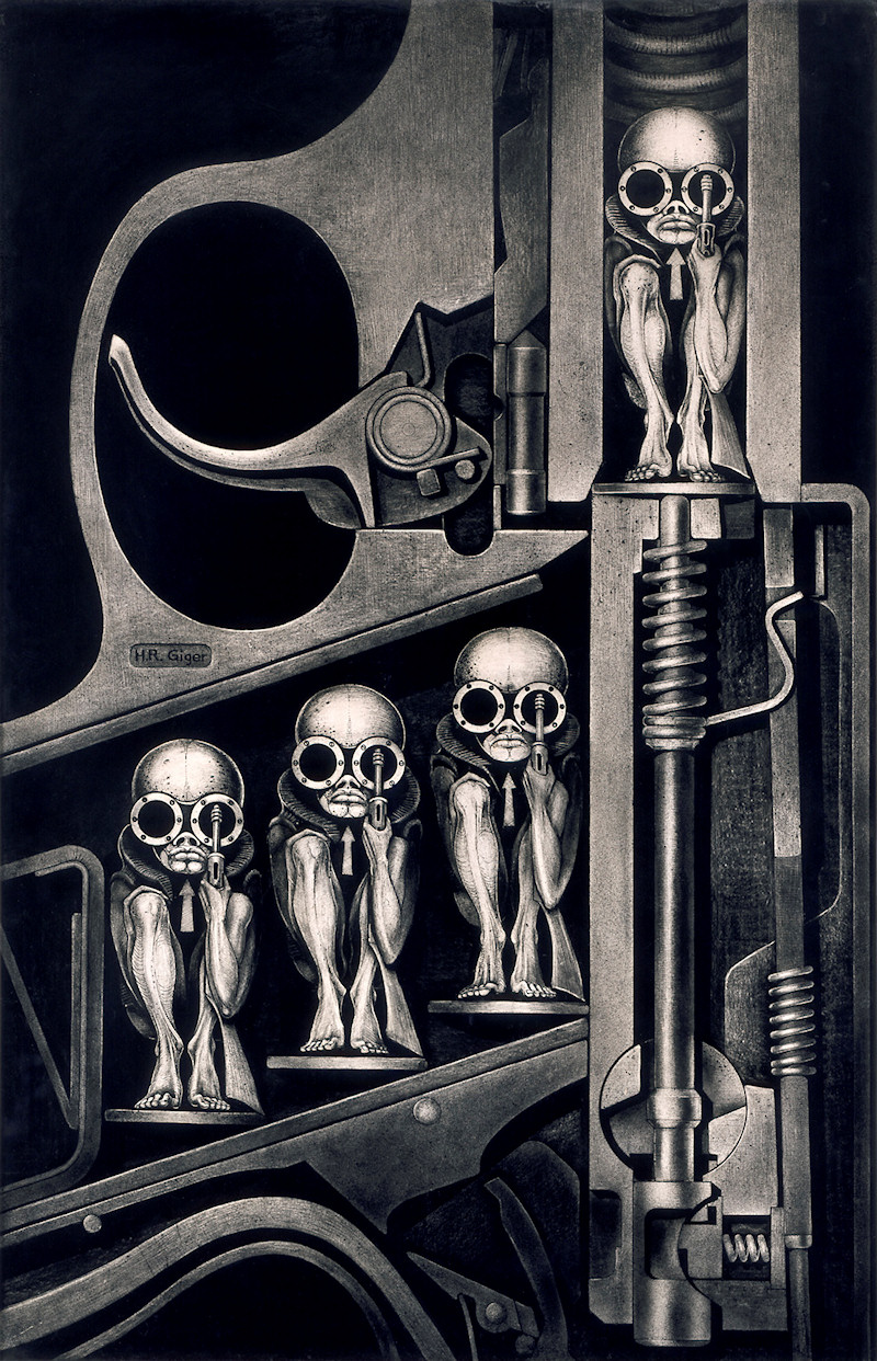 a biography of h r giger an artist Askart, an artist directory with millions of worldwide artists' paintings and art - auction records and results, artwork prices, valuations, signatures, images and.