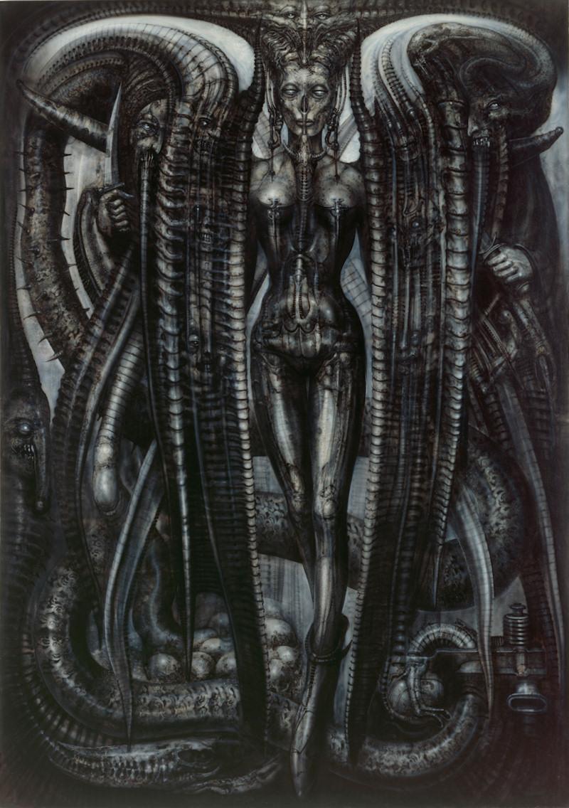Art Noir by HR Giger - Viki Secrets