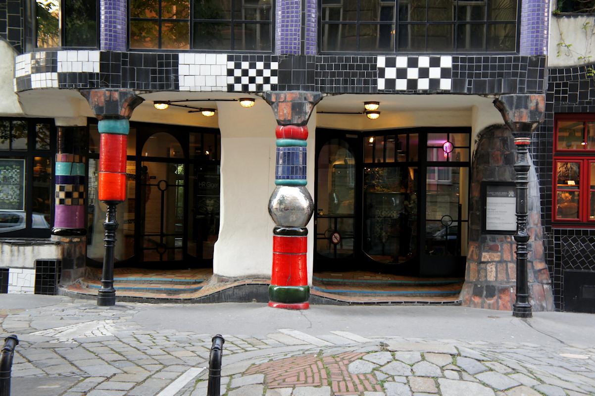 Hundertwasser Museum Kunst Haus Wien Viki Secrets