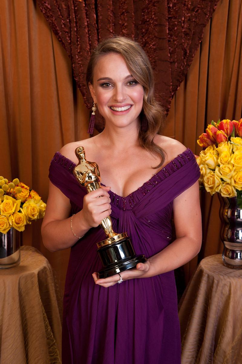 Oscars 2011: The Happy Winners - Viki Secrets