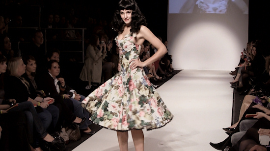 Lena Hoschek Flower Dress