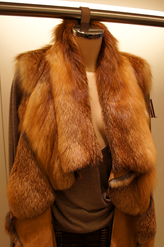 LISKA fur fashion