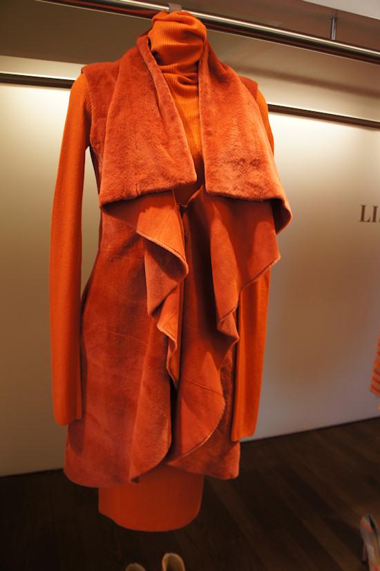 LISKA fur fashion