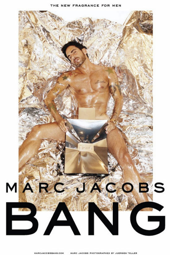 Marc Jacobs BANG Fragrance For Men