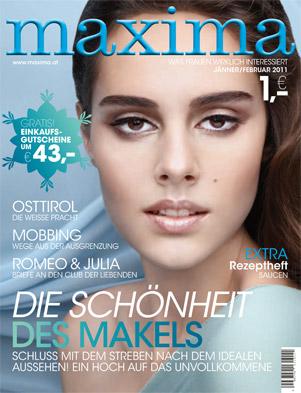 Maxima 2011/01 Cover
